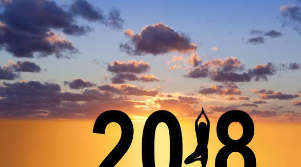 La symbolique de l'année 2018 : une année à 2